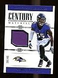 Terrell Suggs 2017 Panini National Treasure Century Jersey 38/49 Ravens 41531