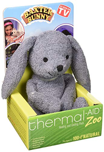 Stuffed Rabbit Natural Heating & Cooling Pack by Thermal-Aid