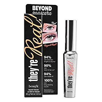 They re real Mascara – Beyond Black