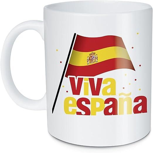 Bubble Gum – Taza Copa del Mundo de fútbol – España – Viva Espana ...