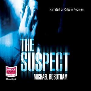 The Suspect Audiobook