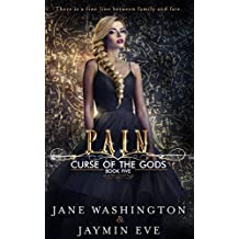 Pain (Curse of the Gods Book 5)