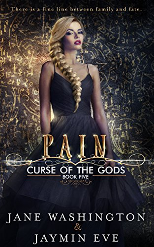 Image result for Pain (Curse of the Gods Book 5)