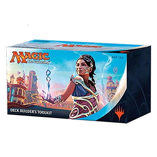 Magic: the Gathering MTG-KLD-DBT-EN Kaladesh Deck Builder's Toolkit