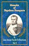 Memoirs of Napoleon Bonaparte, Louis Antoine Fauvelet de Bourrienne, 0898753457