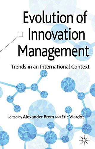 Evolution of Innovation Management: Trends in an International Context