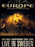 Europe - Final Countdown Tour: Live In Sweden 1986