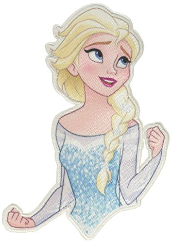 Wrights Elsa Disney Frozen Iron-On Applique]()