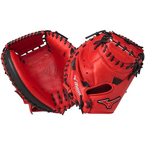 Mizuno Leather Catchers Glove - 8