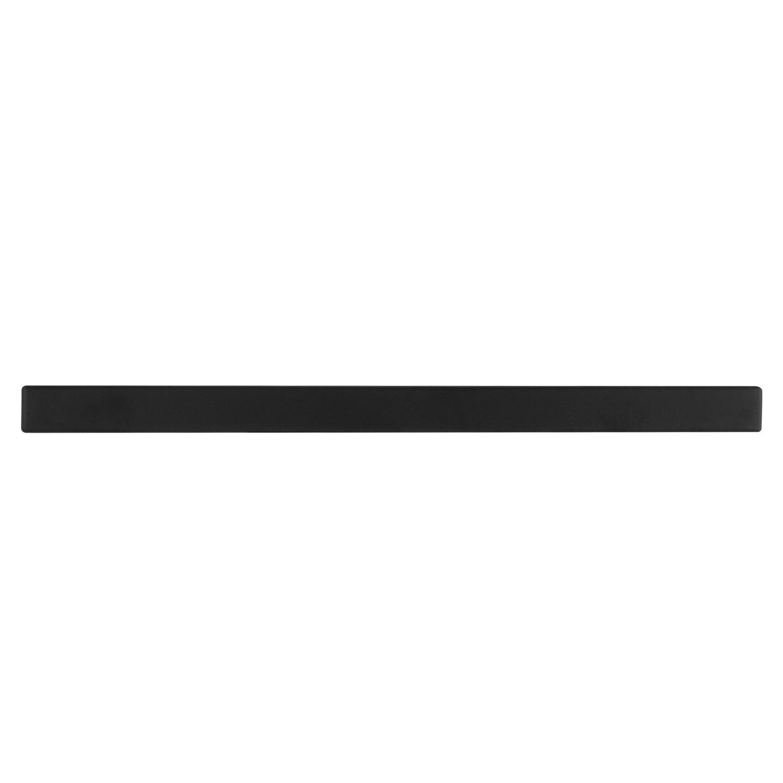 MARGUERAS 10pcs Noir poign/ées de placard noir Tiroir Chambre Meubles Tirer Entraxe de trous128mm