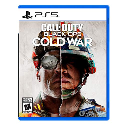 PS5 Call of Duty Black Ops: Cold War - Standard LATAM Spanish/English/French - PlayStation 5