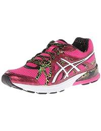 ASICS Womens Gel-Preleus Running Shoe,Hot Pink/White/Hot Pink,6 M US