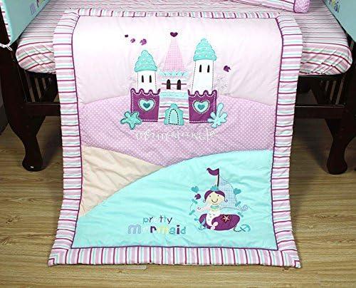 ブーリ(Boori) ベビー寝具4点セット ピンク