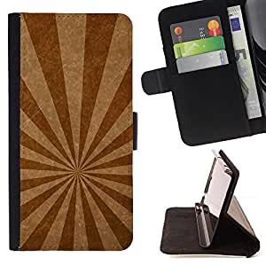 DEVIL CASE - FOR LG G3 - Emission lines texture - Style PU Leather Case Wallet Flip Stand Flap Closure Cover