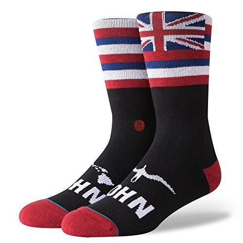(Stance Men's World Champ Socks Black L)