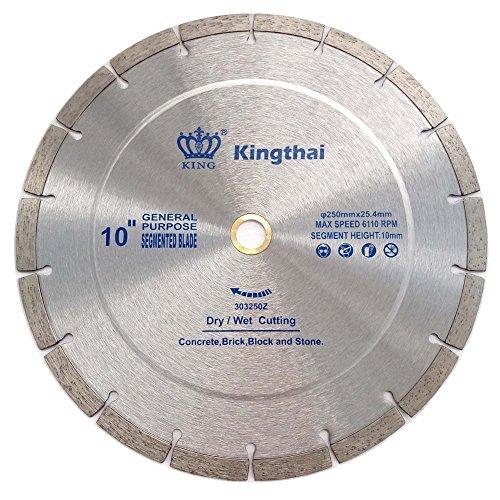 Kingthai 10 Inch Wet