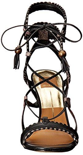 Dolce Vita Kvinnor Oas Gladiator Sandal Svart / Multi