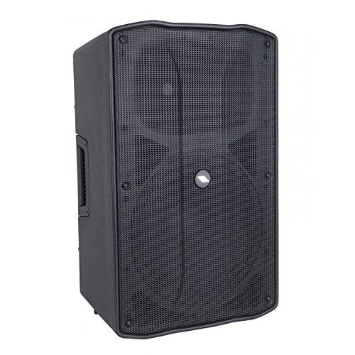 Proel FLASH12XD twee-weg luidspreker met Loudspeaker-systeem en Core LT digitale processor, zwart (FLASH12XD)