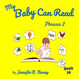 my baby can read phrases 2 picture books for kids baby picture