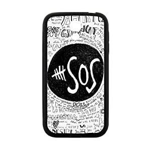 Hear Sos New Style High Quality Comstom Protective case cover For Samsung Galaxy S4