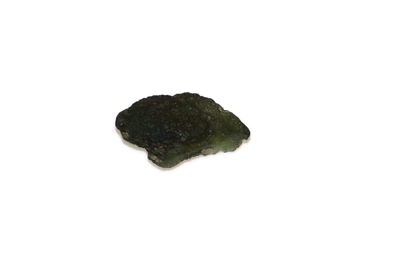 1 Fine Moldavite Tektite from Czech Republic 5-7 Carats SHIVANSH CREATIONS One
