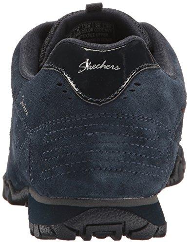 Skechers Damesfietsers-commotion Sneaker Marine