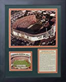 Legends Never Die Miami Hurricanes Miami Orange Bowl Framed Photo Collage, 11 by 14-Inch