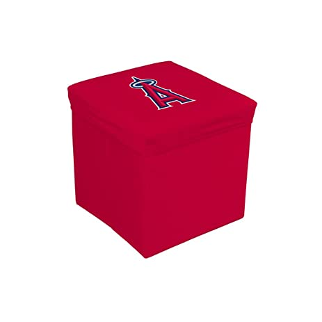 Bon MLB Los Angeles Angels 16 Inch Storage Cube