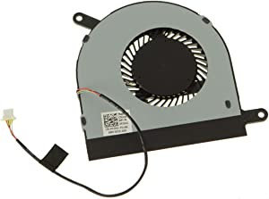 iiFix New Cooler Fan Replacement For Dell Inspiron 17 (7778) CPU Cooling Fan - YJ94J