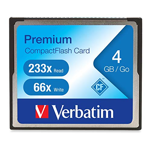 Most Popular CompactFlash Cards