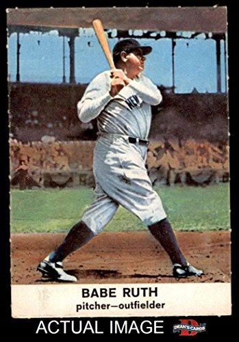 1961 Golden Press # 3 Babe Ruth New York Yankees (Basebal...