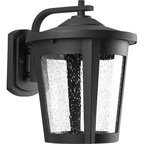 (Progress Lighting P6079-3130K9 Contemporary/Soft 1-17W Led Wall Lantern,)