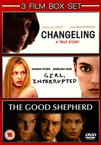 Changeling / Girl, Interrupted / The Good Shepherd [Import anglais] (Changeling Dvd)