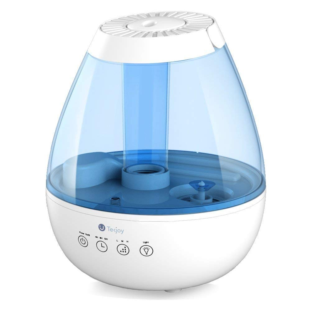 The Best Humidifier for Nosebleeds – Reviews and Buyer's Guide for 2020 7