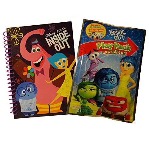 Disneys Inside Out Grab and Go Play Pack