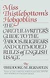 Miss Thistlebottom's Hobgoblins, Theodore Menline Bernstein, 0374210438