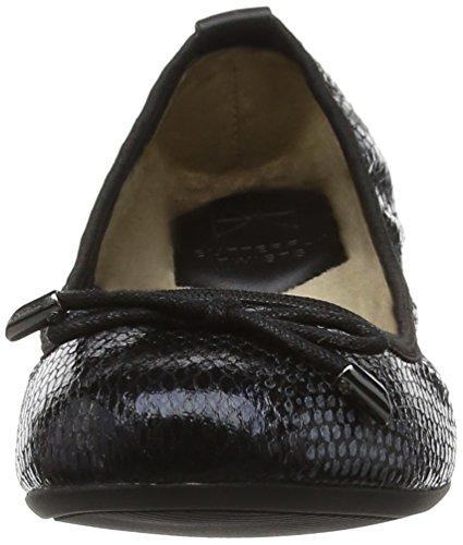 Butterfly Twists Francesca - Zapatillas de Ballet Mujer Black (Black)