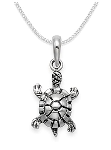 Gilind Vintage Turtle Long Necklace for Women Fashion Jewelry + Gift Box iirAfQ