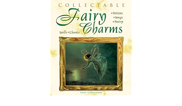 Amazon com: Fairy Charms (Collectable): Posy Carpenter: Books