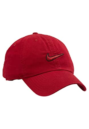 Nike Gorra con Visera H86 Essential, Unisex Adulto, 943091-618, Red Crush/(Red Crush), One Size (54-61 cm): Amazon.es: Deportes y aire libre