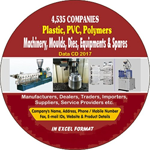 Buy Plastic & PVC Machinery, Extrusion, Injection Moulding