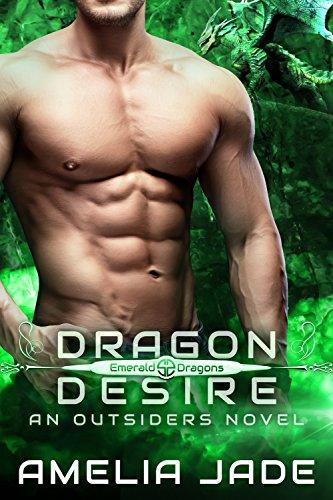 Dragon Desire: Emerald Dragons Book 2
