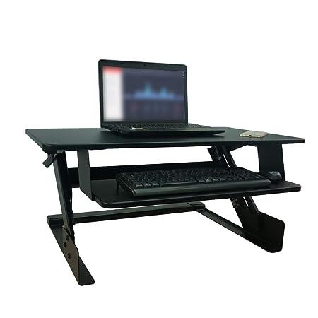 Tabla plegable del ordenador portátil De pie escritorio del ...