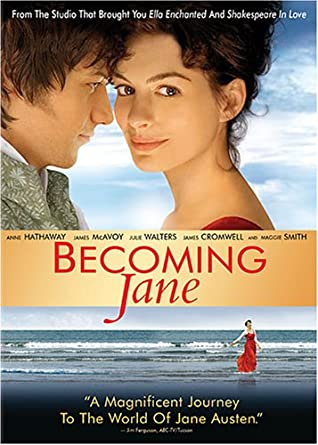 Amazoncom Becoming Jane Anne Hathaway James Mcavoy Julian