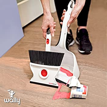Amazon Com Wallybroom Quick And Easy Wet Or Dry Broom