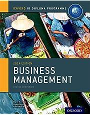 IB Business Management Course Book: Oxford Ib Diploma Program