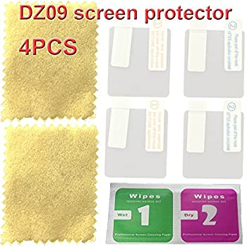 Amazon.com: DZ09 Tempered Glass Screen Protective Films, 9H ...