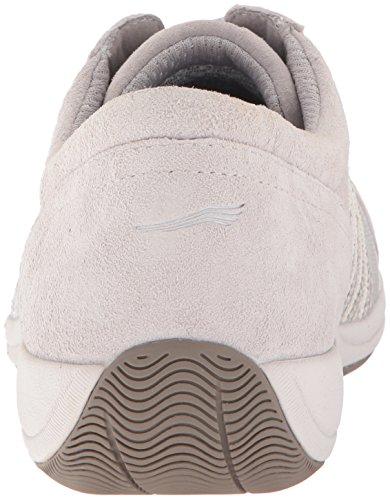 Dansko Womens Honor Sneaker Avorio Scamosciato