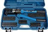 TEMCo Industrial Hydraulic Cable Lug Crimper TH0005