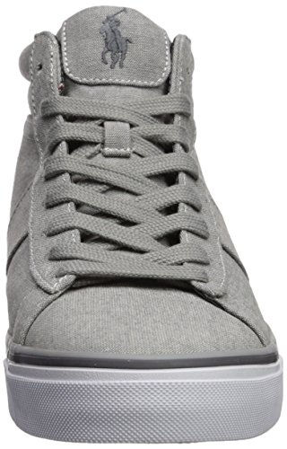 Polo Ralph Lauren Menns Shaw Sneaker Grå ...
